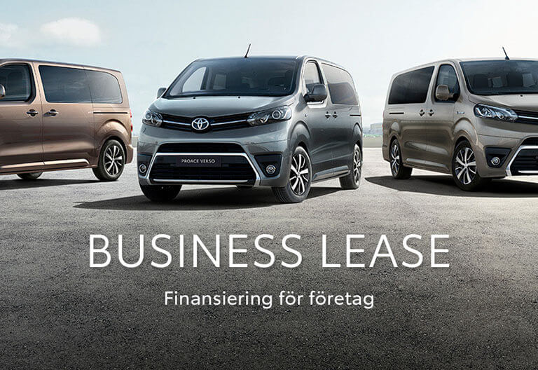 Business Lease puff